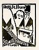 Plakate - - Kretzschmar, Bernhard. Ausstellung illustrierter Zeitschriften, Bernhard Kretzschmar, €300