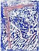 Baselitz, Georg. Adler. Übermalter Farbholzschnitt auf Werkdruckpapier und, Georg Baselitz, €600
