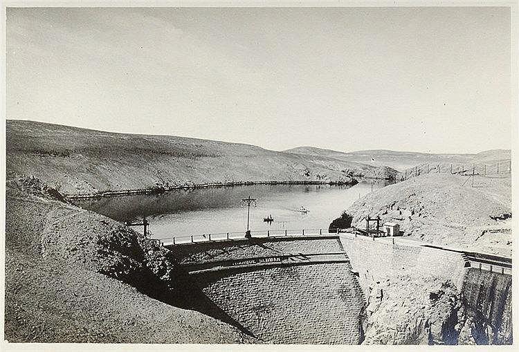 Chile - - Chile 1914. Zwei Alben mit zusammen über 135 Original-Photographi