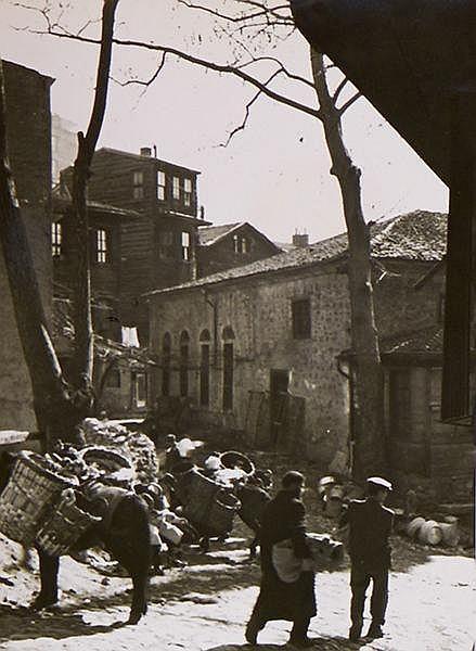 Türkei - - Turquie 1949. Album mit über 260 Original-Photographien. Vintage