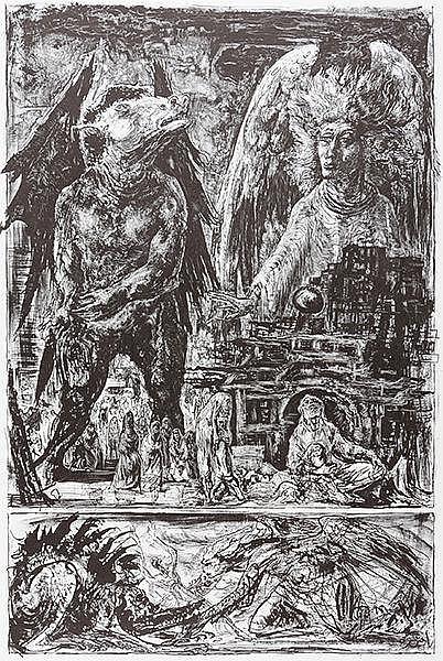 Kraaz, Gerhart. Das Buch Hiob. Mit dem Text der Übersetzung Martin Luthers.