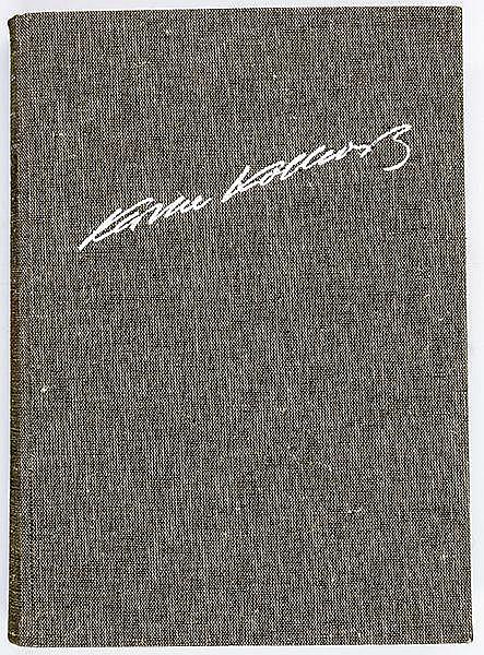 Kollwitz, Käthe - - Klipstein, August. Käthe Kollwitz. Verzeichnis des grap