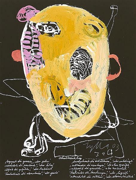 Zylla, Klaus - - Döring, Stefan. Ungebrochene Fragmente. Mit 17 (davon 8 si