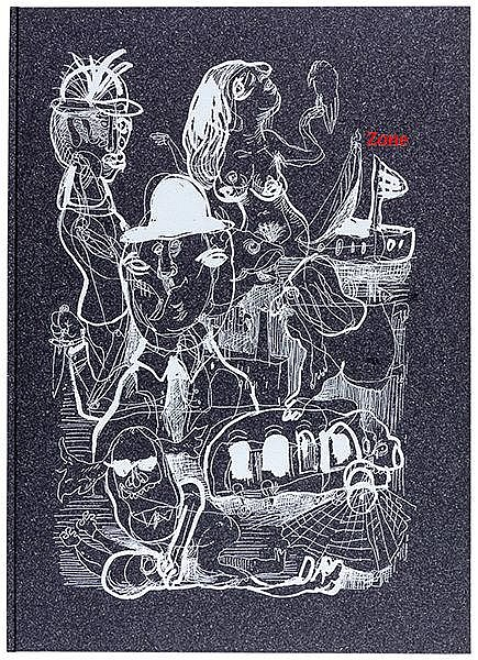 Zylla, Klaus - - Apollinaire, Guillaume. Zone. Nachdichtung aus dem Französ