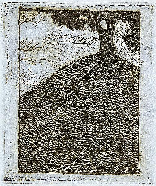 Trakl, Georg. Sebastian im Traum. Leipzig, Kurt Wolff, 1915. 88 S., 4 Bl. 2