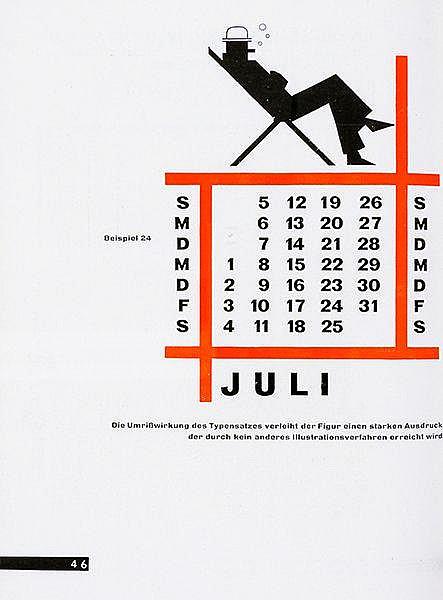 Typographie - - Albinus, Philipp. Grundsätzliches zur neuen Typographie. Mi