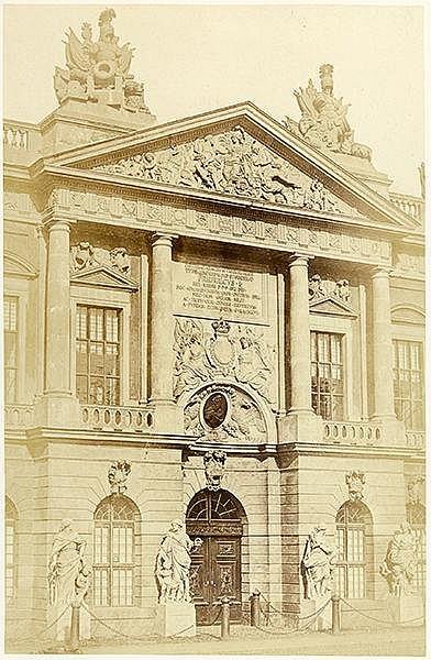 Deutschland - Berlin und Potsdam - - Michiels, Johann Franz. Das Zeughaus (