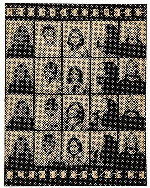 Warhol, Andy - - Film Culture. Nr. 45. (Sommer 1967). Mit zahlreichen Abbil
