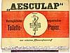 Curiosa - - Dr. R. Klimosch - Aus eigener Werkstatt - 1924/5. (Rückentitel)