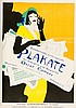 Werbung - - Das Plakat. Zeitschrift des Vereins der Plakatfreunde. 12.Jahrg