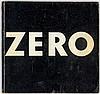 Zero - - Zero. Hefte 1-3 (alles Erschienene). Herausgeber und Redaktion H.