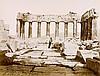 Griechenland - - Grèce. Athènes. Zwei Alben mit zusammen 77 Original-Photog