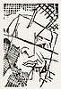 Expressionismus - - Das Ey. Heft I (von 3). Mit 7 Original-Holzschnitten vo