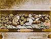 Japan - - Lackalbum mit Perlmutt- und Beinschnitzerei auf dem Vorderdeckel