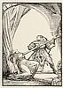 Dreiangeldruck - - Kleist, Heinrich von. Michael Kohlhaas (aus einer alten
