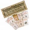 Reclam - - Tragbare Feldbücherei. Eine Auswahl guter Bücher für Schützengra