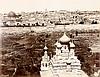 Orient - - Album mit ca. 60 Original-Photographien aus Palästina, dem Liban