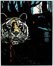 Plakate - - Suchodolski, Siegmund von. Tierpark Hellabrunn München. Plakat
