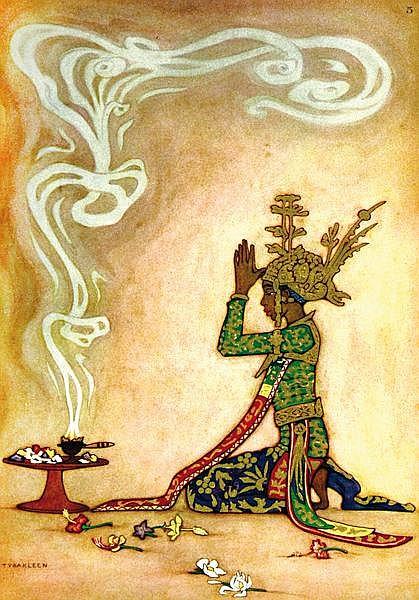 Kleen, Tyra  Tempeldanser och Musikinstrument