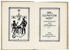 Preetorius, Emil - Hoffmann, E.T.A