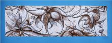 Original Ink on Amate Paper, by Emanuel Smer.