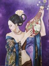 Oil on Canvas  by Nikolenko
