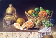 Original Oil on Canvas-Delicious by Ordonez