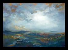 Original Oil on Canvas by Esponda
