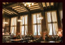 Original Photograph-Delightful Cafe.