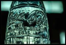 Photograph-Coke Bottle-Hand Signed