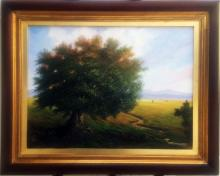 Original Oil on Canvas-Tree by Espinosa
