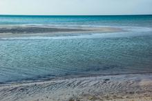 Tranquil Beach-Photograph on Archival Paper