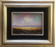 Original Oil on Canvas-Valley by Espinosa