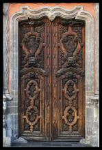 Photograph-Majestic Door-Hand Signed