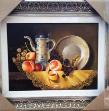 Original Oil on Canvas-Little Bit by Ordonez
