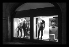 Original Photograph-Window Shopping