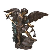 Bronze Sculpture-Archangel Michael by Belmonte