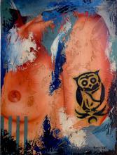 Original Oil by Roavi