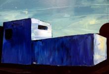 Oil on Canvas, by Antonio Tercero