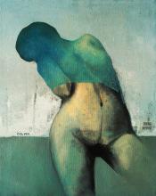 Oil on Canvas  Rene Rabadan