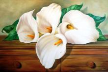 Oil on Canvas Original Antonino
