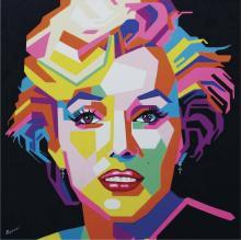 Original Marilyn Monroe by Rommel