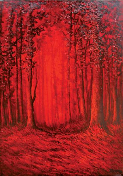 Red Journey-Original Eugenio