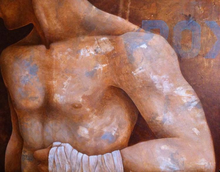 Original Bronze Sculpture by Orlando Lehmann