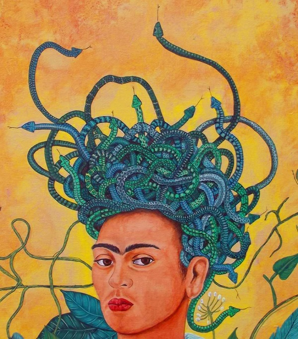 Original Mexican Master Surrealist Talledos