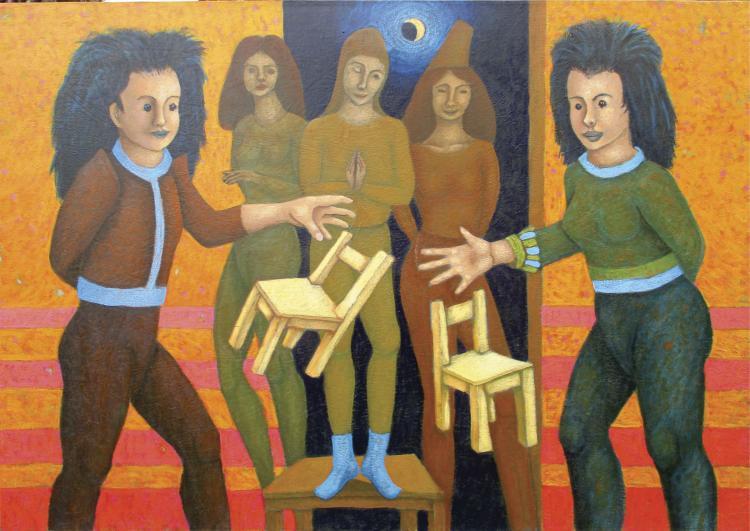Musical Chairs-Original- Arthur Romani