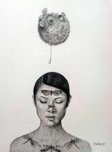 Original Mexican Surrealist Eduardo Talledos