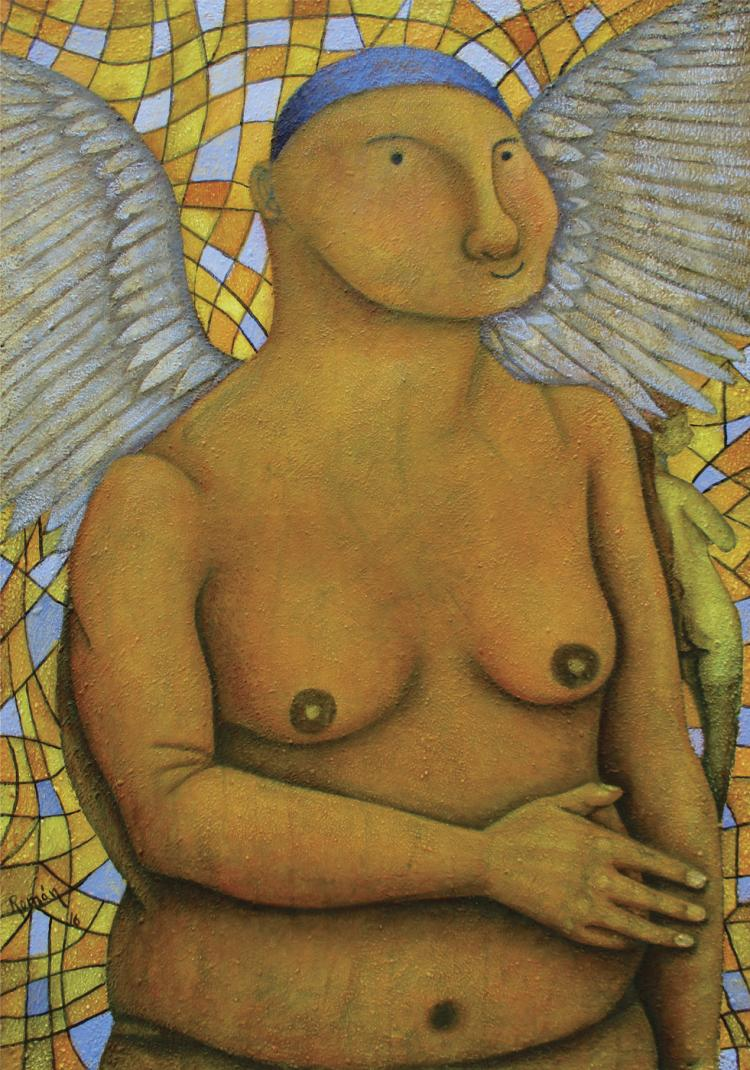 Original Oil on Canvas- Arthur Romani