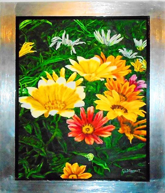 Spring's Bounty-Original Gerardo Montero