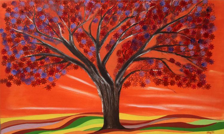 Original Acrylic on Canvas- Mikel Palaci